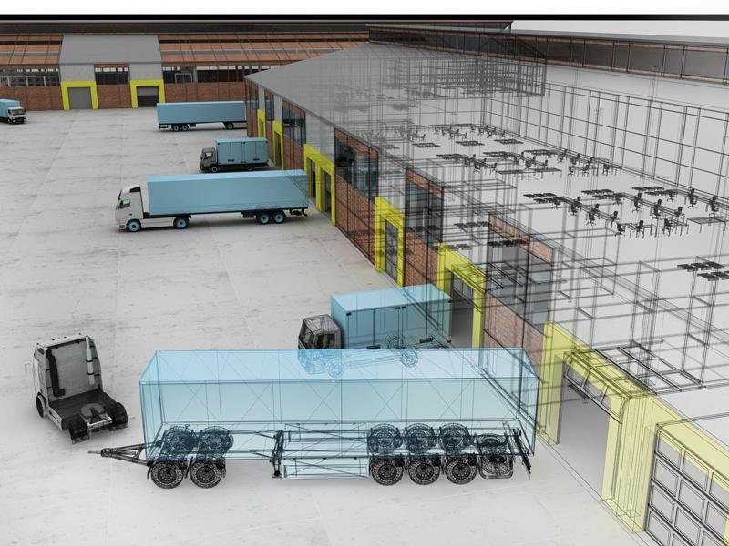 Logistické technologie - navazující