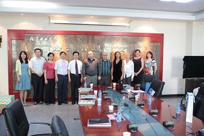 Představitelé VŠTE jednali v Pekingu a Šanghaji. Může vzniknout Ústav čínských studií i specializace čínské trhy
