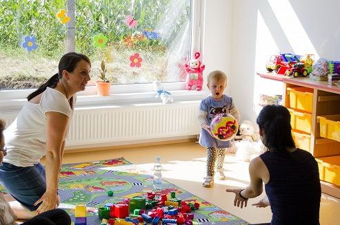 Mateřinka VŠTE na Okružní se už chystá na školní rok