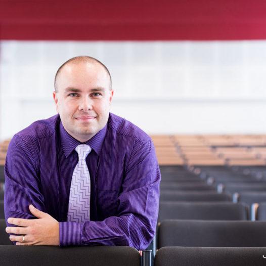 Rektor Marek Vochozka: Potěší mě každý sebemenší úspěch VŠTE