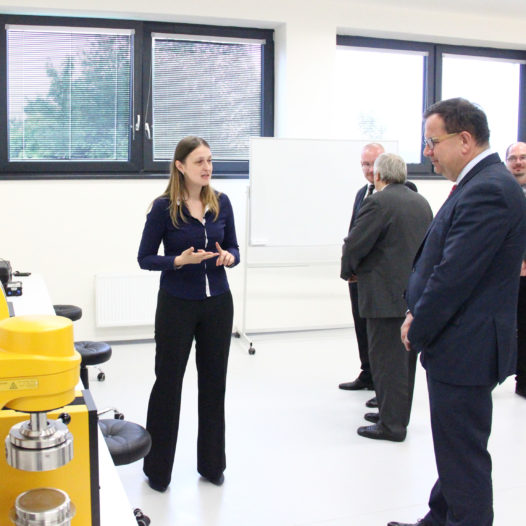 Nové laboratoře významně zkvalitní výuku a výzkum