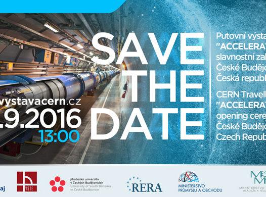 Unikátní výstava z CERN putuje z Barcelony a Vilniusu do Českých Budějovic