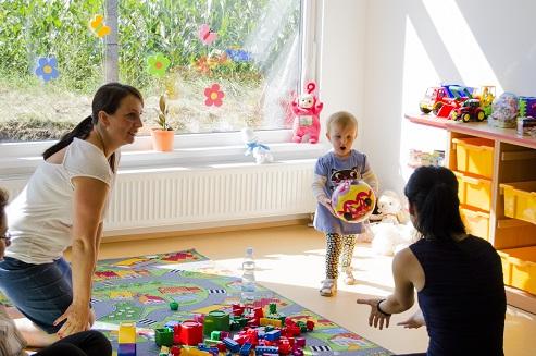ITB kindergarten prepares for new school year