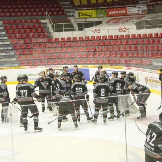 Hokejový tým VŠTE se v evropské univerzitní lize poprvé představí doma. Hrát bude ve Veselí a na Hluboké
