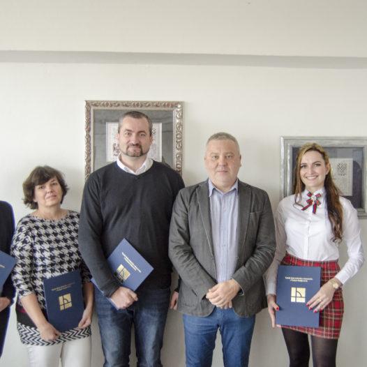 První absolventi získali certifikát Evropské logistické asociace