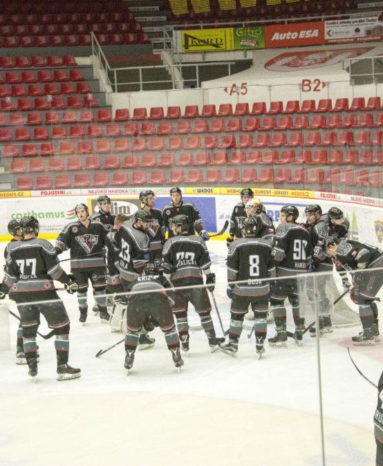 Univerzitní hokej v Budvar Aréně: Na Valentýna bude bojovat Jih proti Západu