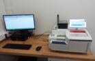 Termogravimetrická analýza (TGA) s možností hmotové detekce