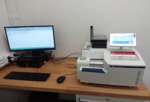Termogravimetrická analýza