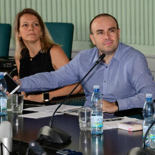 Rektor se zúčastnil jednání Řídícího výboru  Jihočeského paktu zaměstnanosti