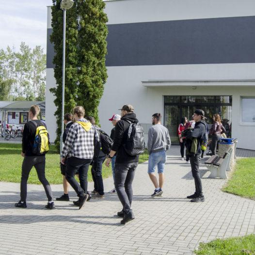 Na VŠTE začal akademický rok. Do prvních ročníků se zapsalo 1150 nových posluchačů.