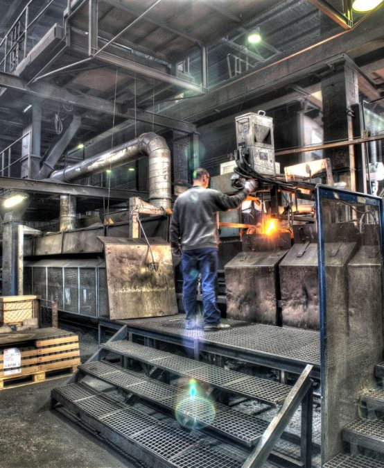 VSTE academics and Motor Jikov are working on improving technology of ductile iron casting production