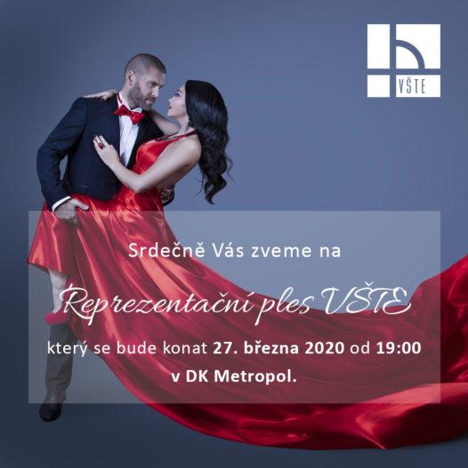 Reprezentační ples 2020