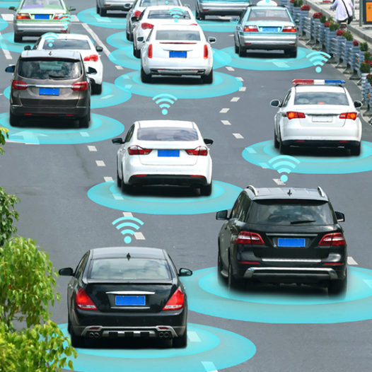 Auta bez řidiče? Studenti dopravních oborů VŠTE se zapojili do osvěty autonomní mobility. Poslední výstavy ale zrušil koronavirus