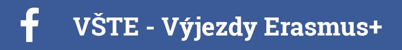 Facebook VŠTE - Výjezdy Erasmus+