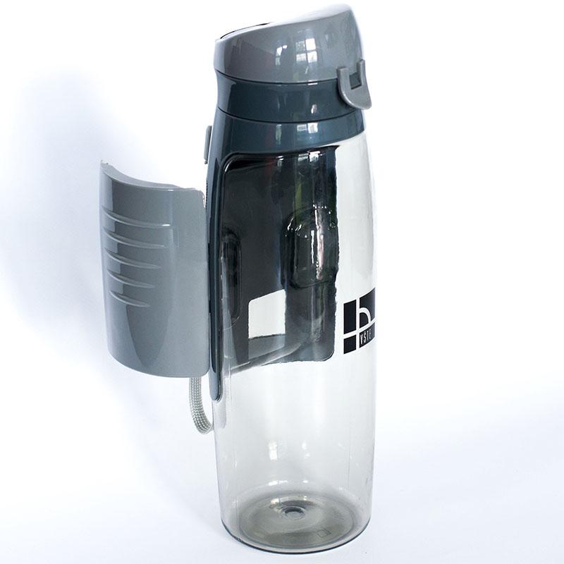 Sportovní láhev (750 ml) s místem pro drobné předměty