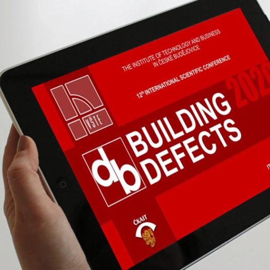 Proběhl dvanáctý ročník mezinárodní odborné konference Defekty budov
