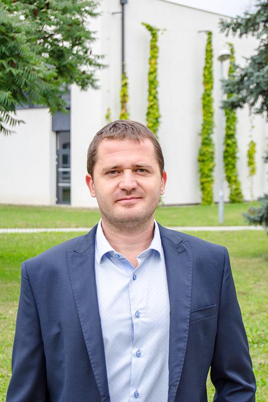 Ing. Jaromír Vrbka, MBA, PhD.