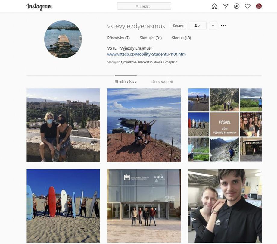 Instagram vstevyjezdyerasmus