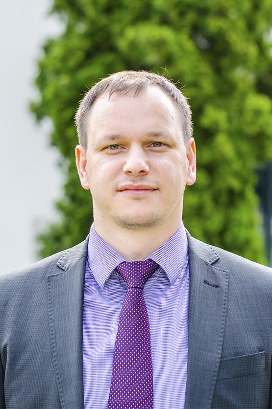 Ing. Vojtěch Stehel, MBA, PhD.