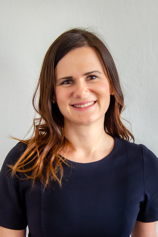 Ing. Veronika Machová, MBA