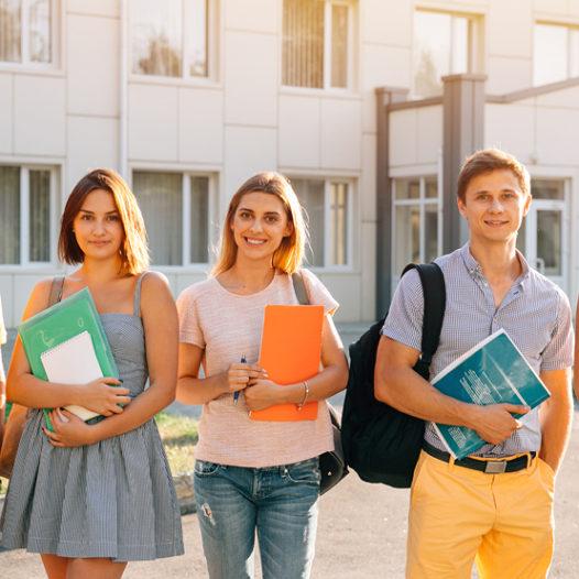 V Českých Budějovicích by chtěl studovat každý: Poznejte studentský život na VŠTE